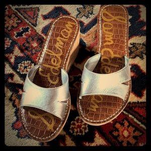 Sam Edelman slip on sandal